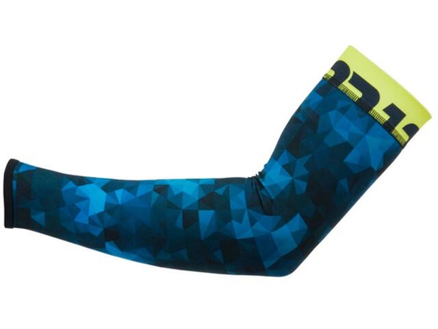 Bioracer Subli Camo warmers blauw